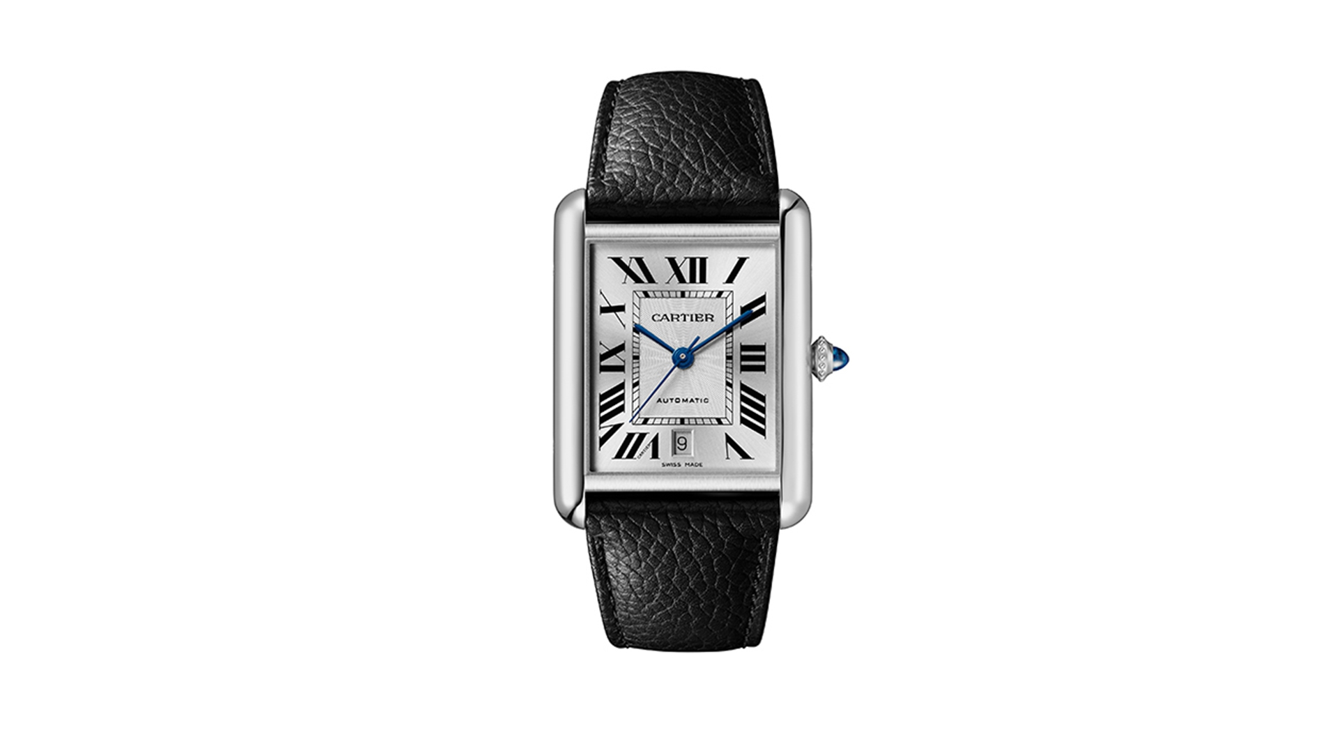 Cartier no deja atrás a su icónico reloj Tank Must
