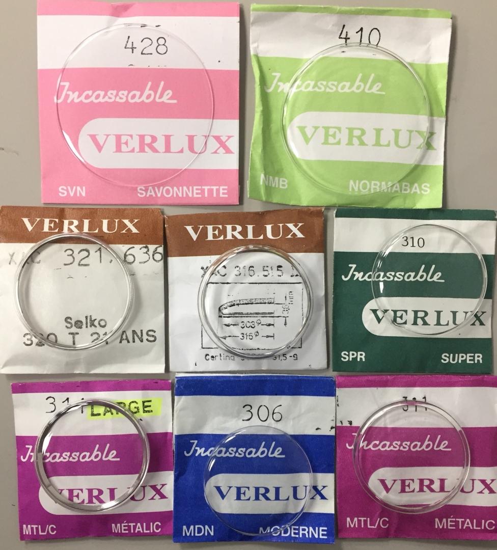 Nueva colección de cristales VERLUX