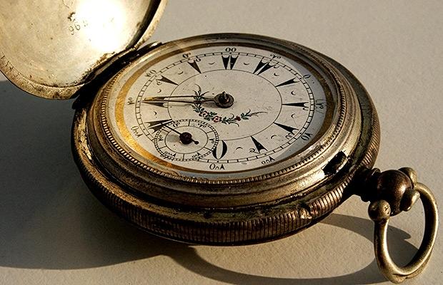 La historia del reloj de pulsera