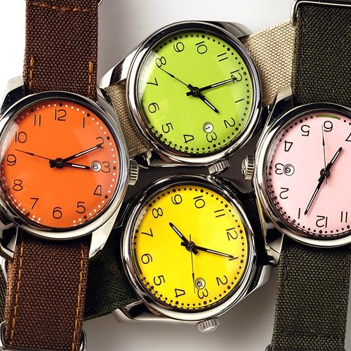 Relojes para la vuelta al cole de los peques
