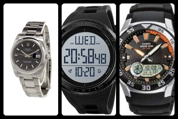 Qué tipo de relojes nos podemos encontrar en el mercado