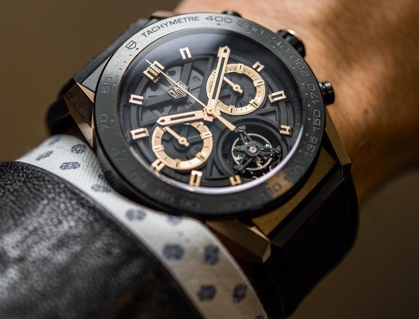 Arreglar relojes Tag Heuer en Madrid